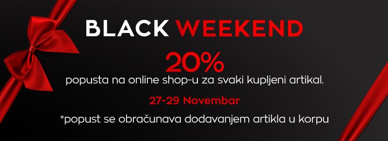 Black Friday & Weekend