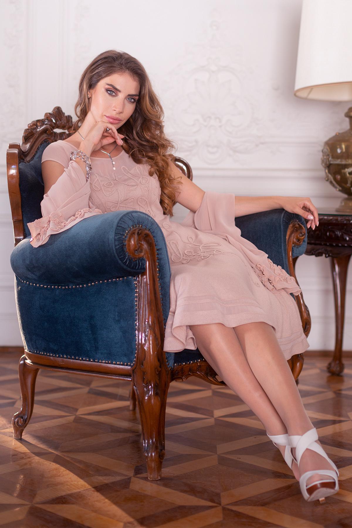WIDE DRESS ANTONELA