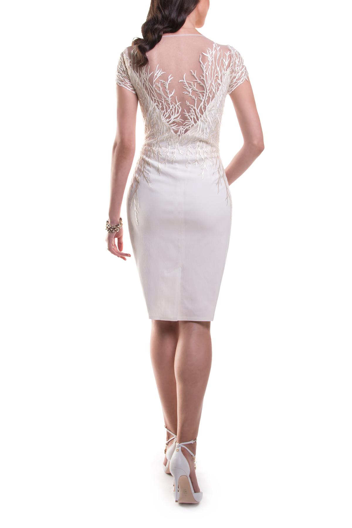 NARROW DRESS DALIJA 2