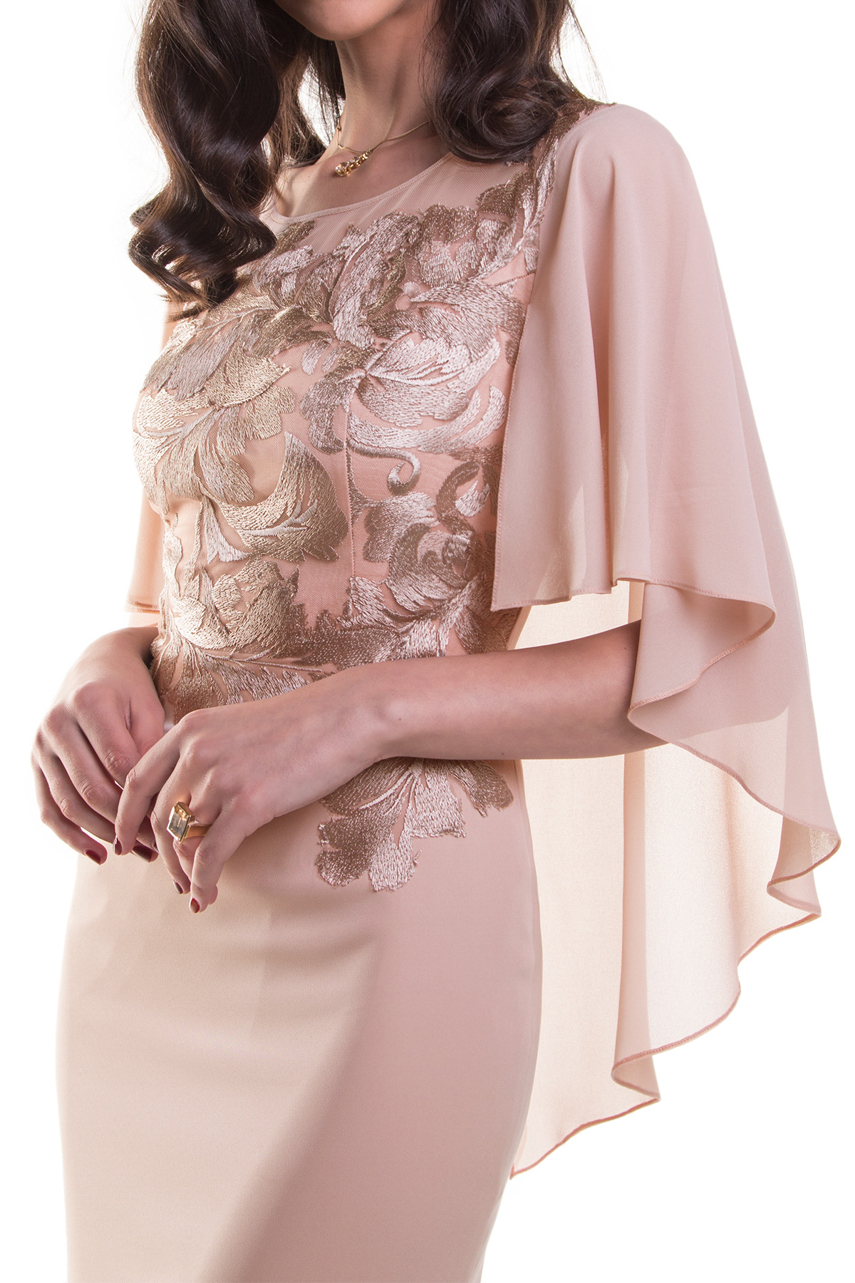 NARROW DRESS IDA
