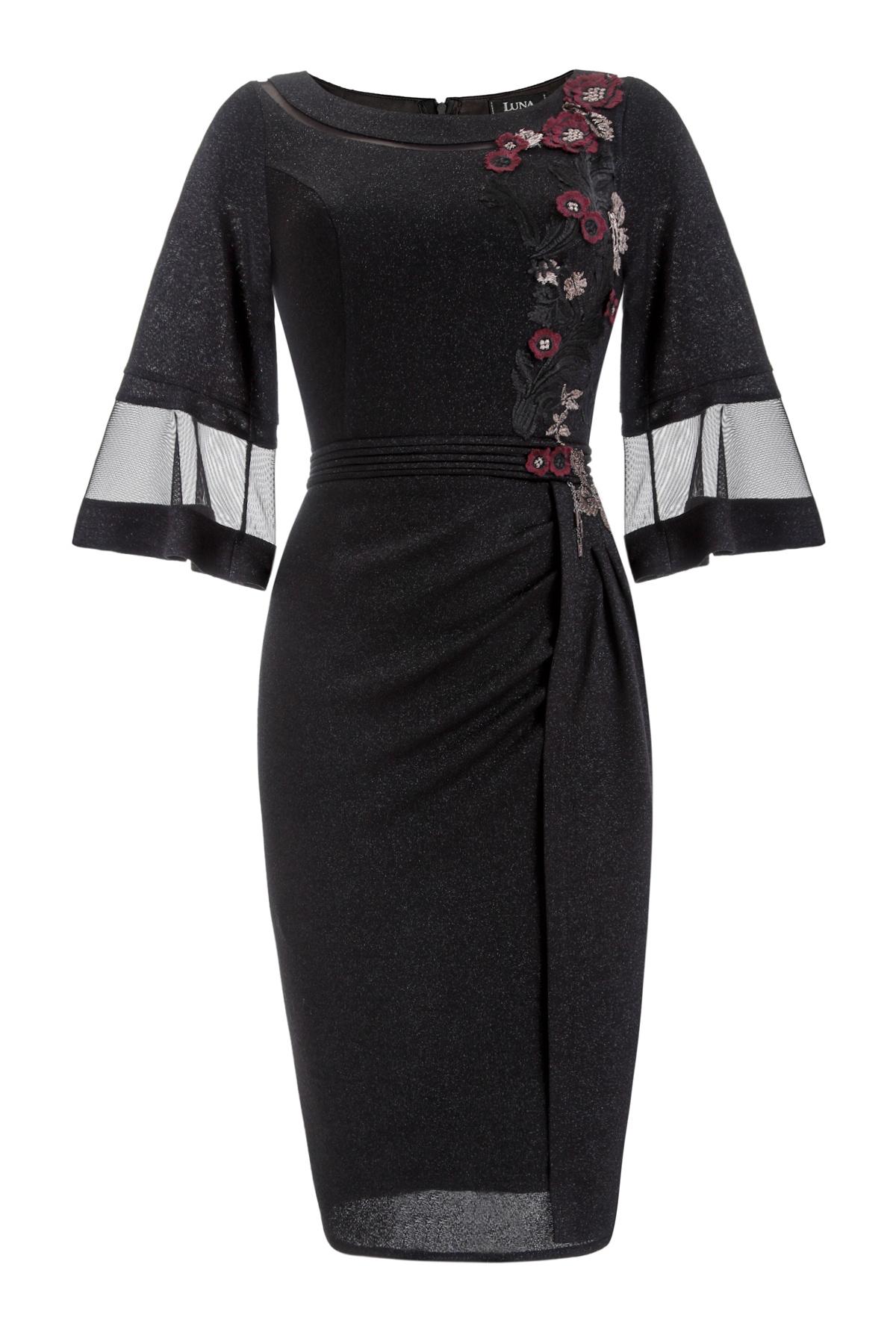 NARROW DRESS RIA
