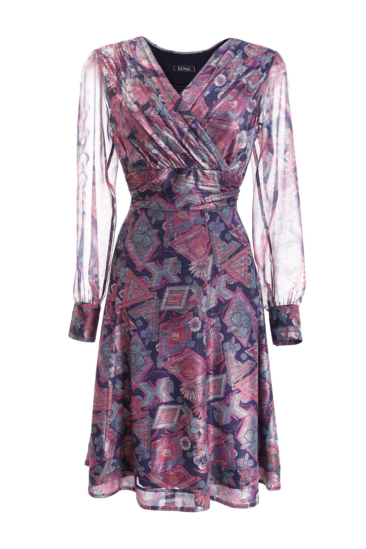WIDE DRESS IVANA
