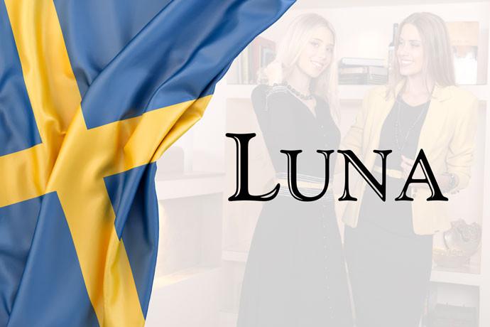 LUNA - omiljena i u Švedskoj!