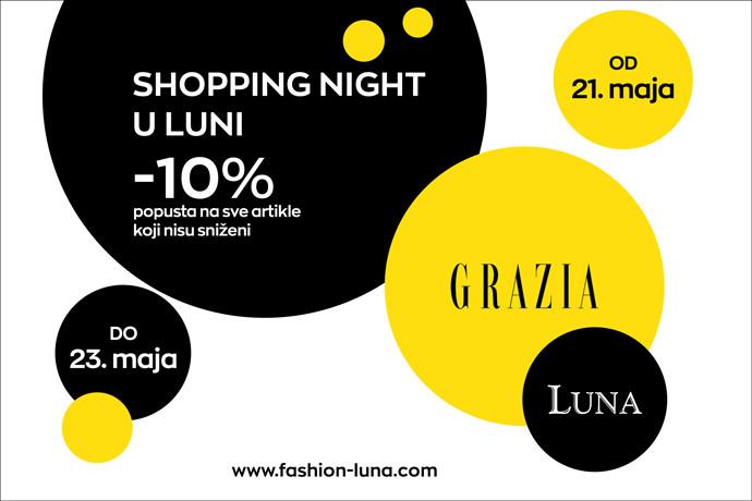 Luna & Grazia Shopping Weekend