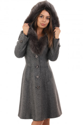 WIDE COAT TESA